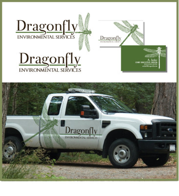 DRAGONFLY LOGO & CARD – Dragonfly 2014
