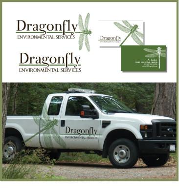 DRAGONFLY LOGO & CARD – Dragonfly 2014