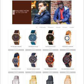 JONATHANCT.COM SHOP PAGE LAYOUT – Xtreme Time Inc. 2014